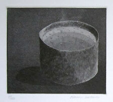 "DAVID HOCKNEY Signed 1969 Original Etching/Aquatint ""The Pot Boiling"""