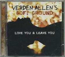 VERDEN ALLEN's SOFT GROUND - Love You & Leave You - ANGEL AIR CD Mott The Hoople