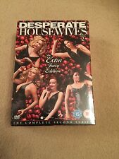 DESPERATE HOUSEWIVES - SEASON 2 [DVD] - BRAND NEW IN UNOPENED CELLPHONED BOX