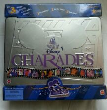 Disney Charades Game New  Electronic Musical Clapboard Timer Mattel