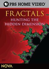 NOVA: Fractals - Hunting the Hidden Dimension (2009, DVD NEW)