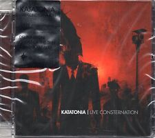 Katatonia - Live Consternation (CD + DVD) Live Germany 2006 (New & Sealed)