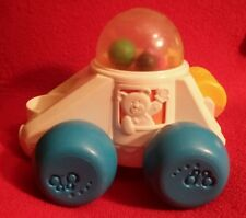 1987 Fisher price vintage popper car retro toddler toy