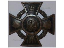 GErmany WW1 FA1 Friedrich August Cross Medal 1914 18 German Decoration Oldenburg