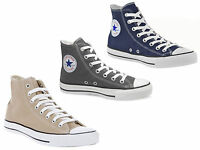 MENS WOMENS CONVERSE ALL STAR HI TOPS HIGH CHUCK TAYLOR SHOES TRAINERS SIZE 3-11
