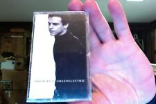 David Rice- Greenelectric- new/sealed cassette tape
