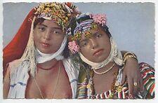 CARTE POSTALE / POSTCARD / ALGERIE / FEMMES KABYLES / NU / NUE