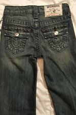 True religion toddler jeans 4T *MSRP $79.00** NWT Straight Leg
