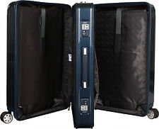 Rimowa Salsa Deluxe Yachting Blue 3-Suiter Multiwheel 75 Size:50x33x73cm, 94 lit