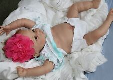 """MY SWEETEST LOVE!"" - 20"" Anatomically Correct Baby Girl Collectors Doll + Extra"