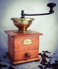 Antique PEUGEOT FRERES VALENTIGNEY Coffee Grinder Mill Moulin Molinillo café