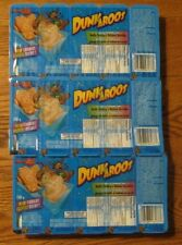 3 packs Dunkaroos 15 TOTAL snacks vanilla cookie icing from CANADA FREE USA SHIP