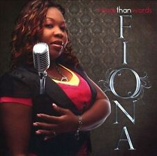 NEW - More Than Words by Fiona
