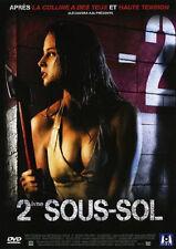1637 // 2 EME SOUS SOL UN HUIT CLOS TERRIFIANT DVD NEUF