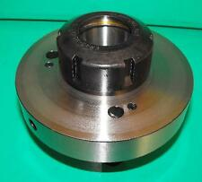 100mm ER40 Lathe Chuck D1-4 camlock mount  30mm capacity,  30mm through bore