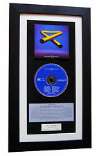 MIKE OLDFIELD Tubular Bells II+2 CLASSIC CD QUALITY FRAMED+FAST GLOBAL SHIPPING