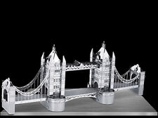Fascinations Metal Earth 3D Laser Cut Model - London Tower Bridge