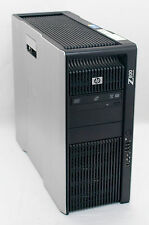 HP z800 Workstation Desktop, Dual Intel Xeon X5650 2.66GHz, 48GB DDR3, 2TB HDD