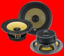 ESX VE6.2W MKII  / High-End Kickbässe ESX Vision VE6.2W Zusatz Kickbass Bass Tür