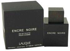 Encre Noire Eau de Toilette EDT 3.3 - 3.4 oz by Lalique for Men NIB