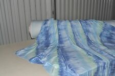 "Stretch Jersey Tye Dye Print 90 Poly 10 Spandex 58"" Wide Fabric By The Yard"