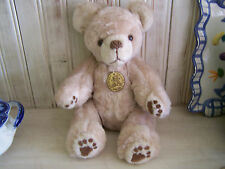 Vintage Loeppert Originals Unique Teddy Bear~Jointed Plush Stuffed Animal~1986