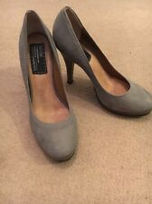 Bertie Grey Shoes - New With Box - Size 39 - Weddings - Party - Office - Perfect