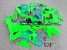 All Green  GSX-R1000 Fairing For Suzuki GSXR1000 2001 2000-2002 029 A2