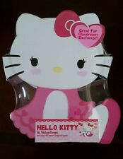 SANRIO HELLO KITTY HAPPY VALENTINES DAY CLASSROOM CARDS BOX BANK SEALED