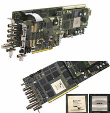 2x PROFES. STUDIO GRAPHIC CARDS GRAFIKKARTEN QUANTEL PC AES 2119-72A002 2119-69A
