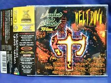 Judas Priest '98 Live-MeltDown Japan 2CDs Obi XRCN2039-40