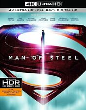 Man of Steel (4K Ultra HD)(UHD)(Atmos)
