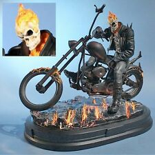Marvel Ghost Rider Johnny Blaze Statue - Gentle Giant