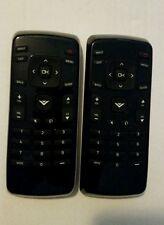 2 Vizio Model XRT020 Genuine OEM TV Remote Control Controller Clicker Lot of Two