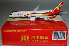 JC Wings XX4027 Boeing 787-9 Hainan Airlines  B-7839 in 1:400