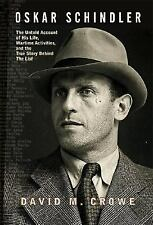Oskar Schindler: The Untold Account of His Life, Wartime Activities, a-ExLibrary