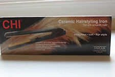 "NEW CHI Pro 1"" Ceramic Flat Iron Hair Straightener Hairstyling Professional Iron"