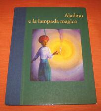 """Libri/Riviste/Giornali/Fiabe"""" ALADINO E LA LAMPADA MAGICA """" Negin/Nuages"""