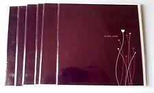 """B)Lot de 6 Cartes """"Alles Liebe"""" amour + enveloppes"""