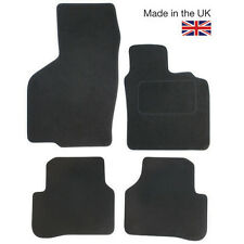 BMW E46 3 Series Compact 2001+ Fully Tailored 4 Piece Car Mat Set with No Clips