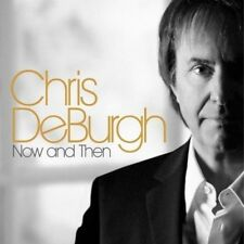 Now & Then - Chris De Burgh (2008, CD NEUF)