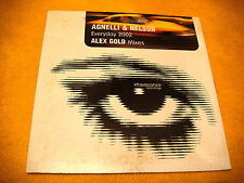 Cardsleeve Single cd Agnelli & Nelson Everyday 2002 alex gold mixes 2TR dance