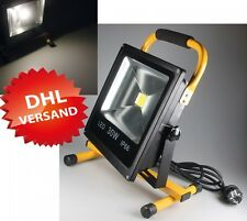 1 * Hi-Power LED reflector extremadamente brillante 30w 2400lm 12v 230v ip65 lámpara de trabajo
