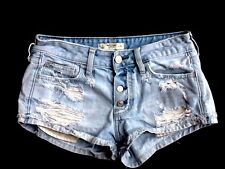 Abercrombie & Fitch destroy  shorts, size 26' !