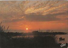 BF24269 coucher de solei sur la cote france front/back image