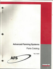 CASE IH ADVANCED FARMING SYSTEMS PARTS CATALOG