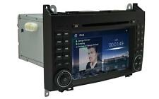 Autoradio DVD / GPS / NAVI / BT / Ipod / Radio Lettore MERCEDES BENZ A / B / VITO CLASSE as8847