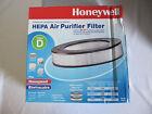 HONEYWELL FILTER D HEPA REPLACEMENT- AIR PURIFIER HRF-D1 (NEW IN BOX)
