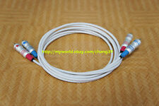 Western Electric Audio RCA Interconnect Silvered Shield Cable Phono SME EMT 1.5M