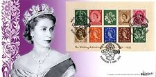 Wildings No.1  The Queen Bradbury RARE First Day Cover Limited Edition Number 59
